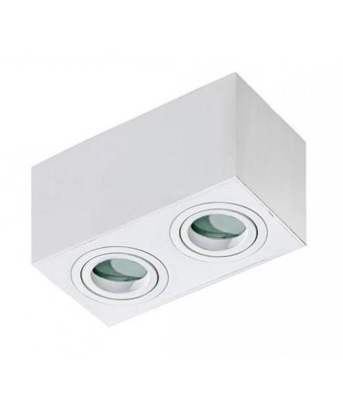 Точечный светильник Azzardo AZ2823 Brant Square