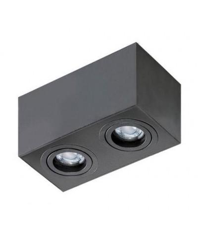 Точечный светильник Azzardo AZ2827 Brant Square Фото 1