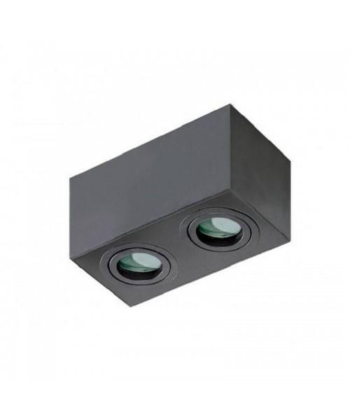 Точечный светильник Azzardo AZ2879 Brant Square