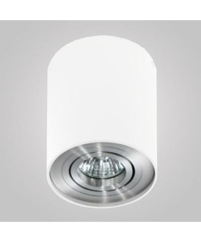 Точечный светильник Azzardo AZ0781 Bross 1 (GM4100 WH/ALU)