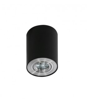Azzardo GM4100-BK-ALU BROSS 1 Black aluminium