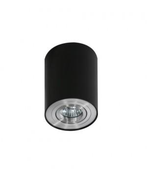 AZZARDO GM4100-BK-ALU BROSS 1 Black aluminium
