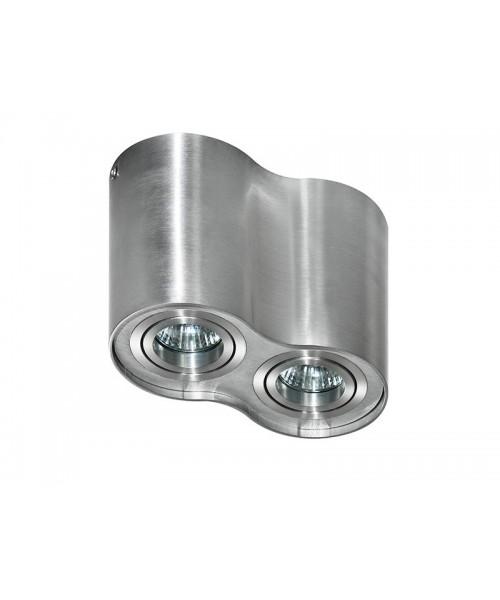 Точечный светильник Azzardo AZ0783 Bross 2 (GM4200 ALU)