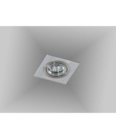 Точечный светильник Azzardo AZ2435 Caro Square (SN-6811S-ALU)