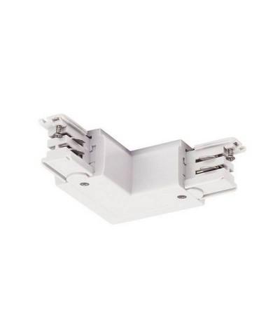 L- коннектор угловой Azzardo AZ2984 white Corner Connectors L