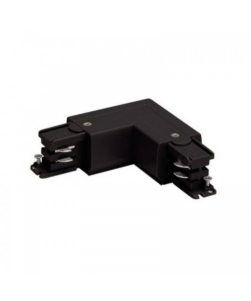 R- коннектор угловой Azzardo AZ2985 black Corner Connectors R