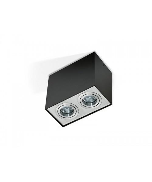 Точечный светильник Azzardo AZ1355 Eloy 2 (GM4204 BK/ALU)