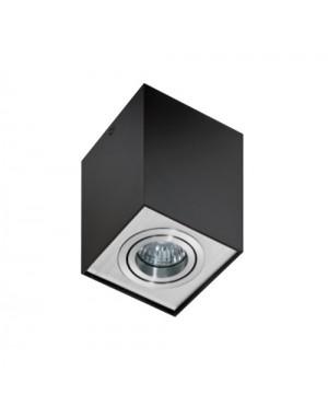 AZZARDO GM4106-BK-ALU ELOY 1 Black-aluminium