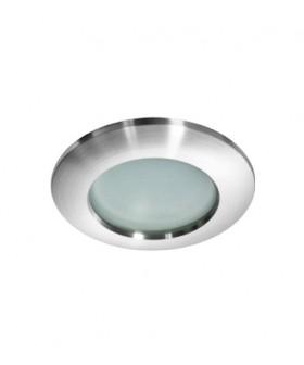 Azzardo AZ0810 EMILIO aluminium(GM2104-ALU)