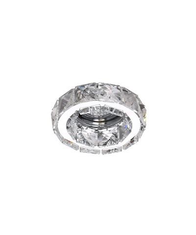 Точечный светильник Azzardo AZ1449 Ester 1 (DM1000-1 CH)