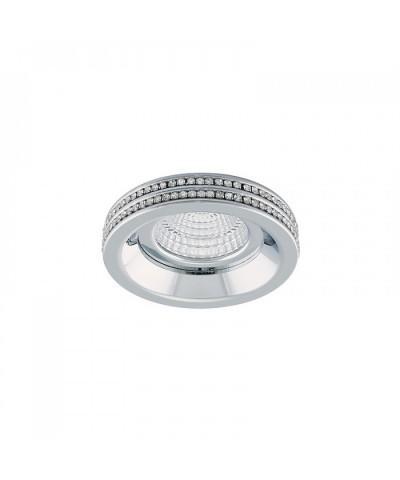 Точечный светильник Azzardo AZ1458 Eva Round (NC1519R CH)