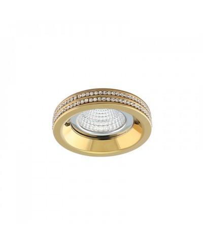 Точечный светильник Azzardo AZ1459 Eva Round (NC1519R GO)