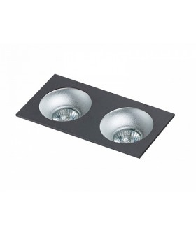 AZZARDO GM2203-BK HUGO 2 Downlight Black
