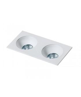 Azzardo AZ1739 HUGO 2 Downlight White(GM2203-WH)
