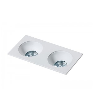 AZZARDO GM2203-WH HUGO 2 Downlight White