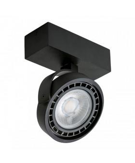 Azzardo AZ1367 JERRY 1 230V LED Black(GM4113-230V-BK)