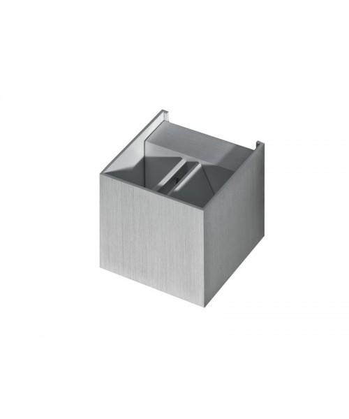 Настенный светильник Azzardo AZ1057 Leticia Wall (GM1111 ALU)