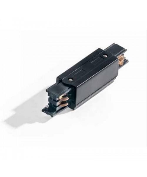 Коннектор прямой внешний Azzardo AZ2977 Track line power+2x end cap