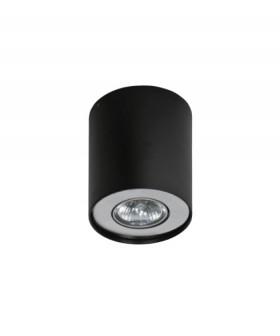 Azzardo FH31431B-BK-ALU NEOS 1 Black Aluminium
