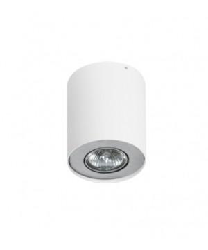 Azzardo AZ0606 NEOS 1 White Aluminium (FH31431B-WH-ALU)