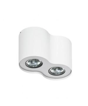 AZZARDO FH31432B-WH-ALU NEOS 2 White Aluminium