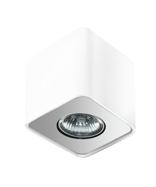 Точечный светильник Azzardo AZ0598 Nino 1 (FH31431S WH/ALU)