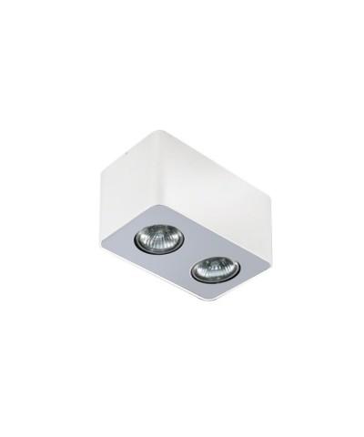 Точечный светильник Azzardo AZ1386 Nino 2 (FH31432S WH/ALU)