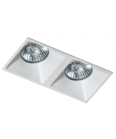 Точечный светильник AZZARDO GM2208-WH PIO 2 White