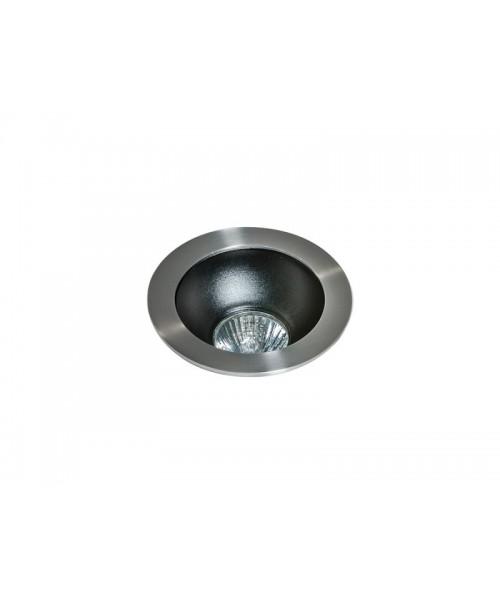 Точечный светильник AZZARDO GM2118R-ALU REMO 1 Downlight Alu