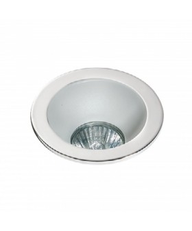 AZZARDO GM2118R-WH REMO 1 Downlight White