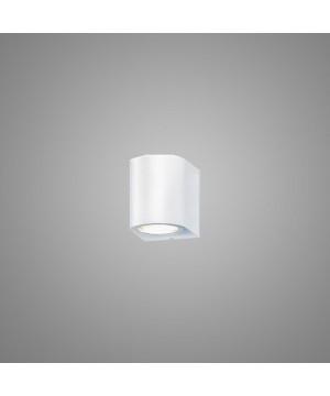 Настенный светильник Azzardo AZ2175 Rimini 1 (MAX-1171-WH)
