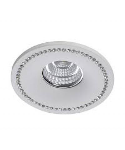 Точечный светильник AZZARDO NC1767R-WH SIMON R White