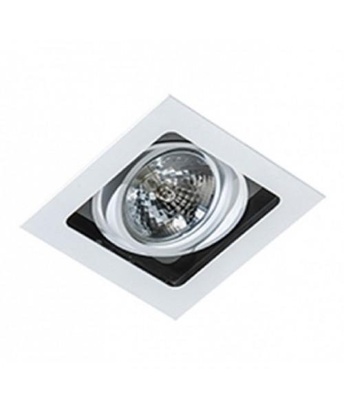 Точечный светильник AZZARDO GM2109-WH SISTO 1 White