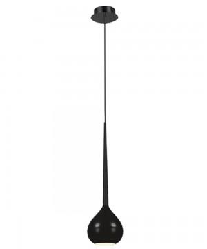 Подвесной светильник Azzardo AZ1061 Aga 1 (MD1289-1 BK)