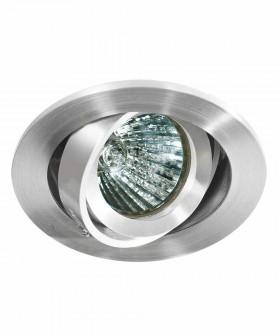 Azzardo AZ0804 CARLO Aluminium(GM2102-ALU)