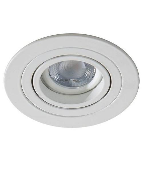 Точечный светильник Azzardo AZ2430 Caro R (SN-6810R-WH)