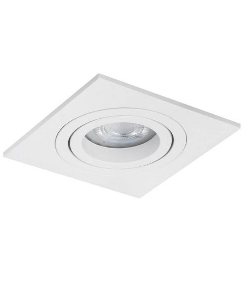Точечный светильник Azzardo AZ2433 Caro Square (SN-6811S-WH)