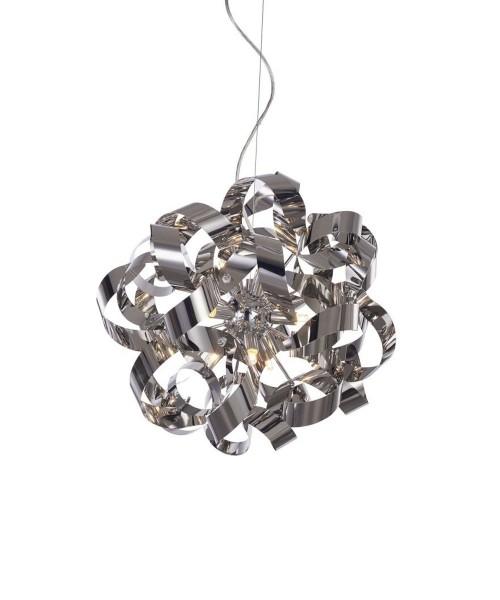 Подвесной светильник AZZARDO MD05010015-9C-CH DELTA Chrome