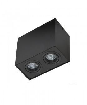 Azzardo AZ2138 ELOY 2 Black (GM4204-BK)