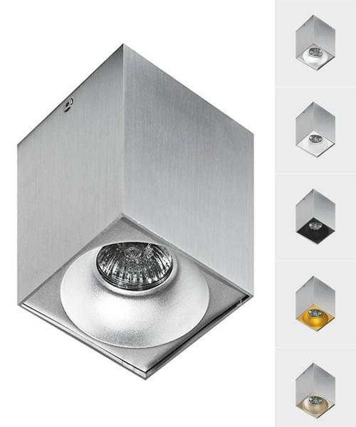 Точечный светильник AZZARDO AZ0828 HUGO