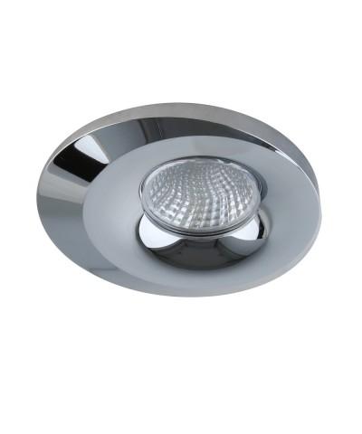Точечный светильник AZZARDO NC1777-CH LORENZA chrome