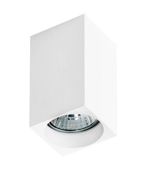 Точечный светильник Azzardo AZ1381 Mini Square (GM4209 WH)