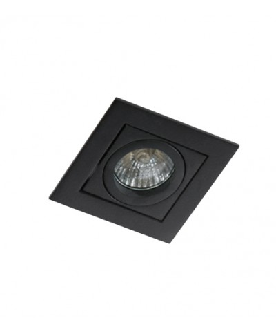 Точечный светильник AZZARDO GM2103-BK PACO 1 Black