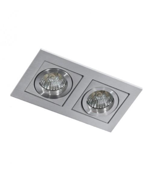 Точечный светильник AZZARDO GM2201-ALU PACO 2 Aluminium