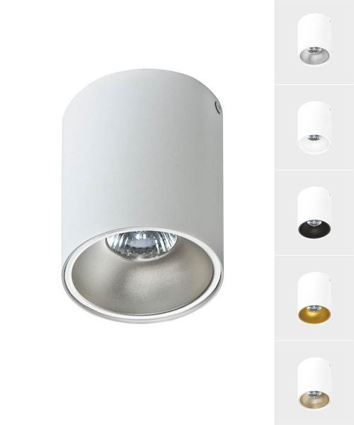 Точечный светильник AZZARDO GM4103-WH REMO White base