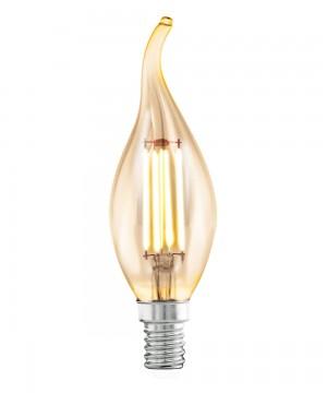 Eglo 11559 LM-E14 CF37 4W 2200K 1STK  Amber