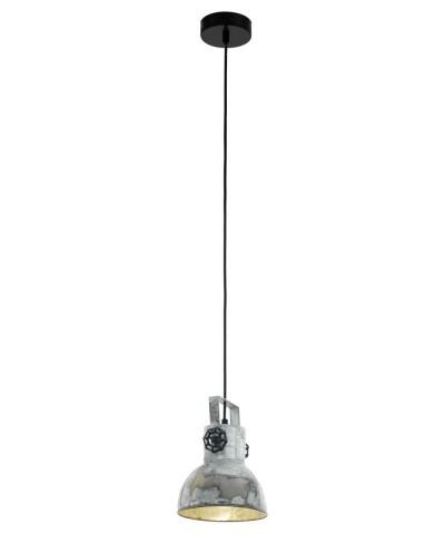 Подвесной светильник Eglo 49619 Barnstaple Фото 1