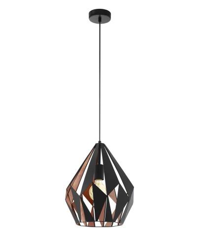 Подвесной светильник Eglo 49254 Carlton