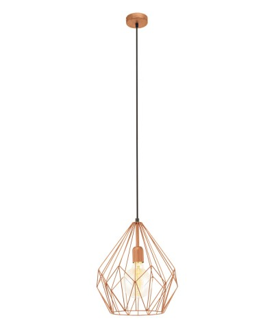 Подвесной светильник Eglo 49258 Carlton