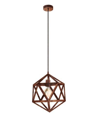 Подвесной светильник Eglo 49797 Embleton